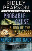 Ridley Pearson Suspense Novels