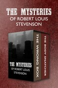 The Mysteries of Robert Louis Stevenson