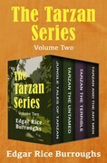 The Tarzan Series Volume Two