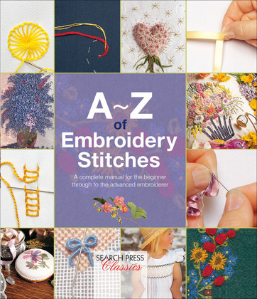 A–Z of Embroidery Stitches