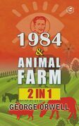 1984 & Animal Farm (2In1): The International Best-Selling Classics