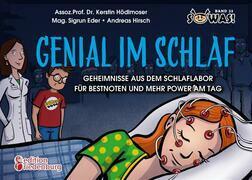 Genial im Schlaf - Geheimnisse aus dem Schlaflabor für Bestnoten und mehr Power am Tag