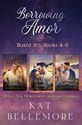 Borrowing Amor: Books 4-6
