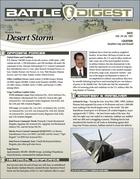 Battle Digest: Desert Storm
