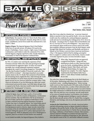 Battle Digest: Pearl Harbor