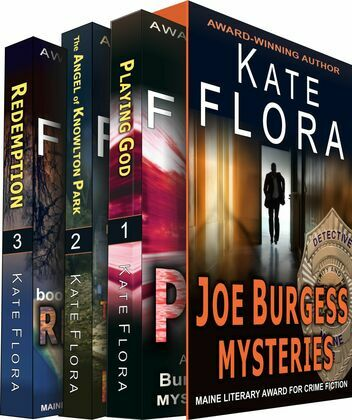 The Joe Burgess Mystery Series Boxed Set, Books 1 - 3