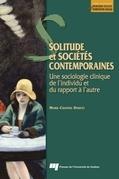 Solitude et sociétés contemporaines