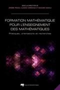 Formation mathématique pour l'enseignement des mathématiques