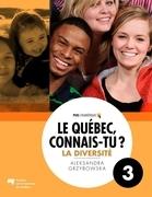 Le Québec, connais-tu ? La diversité