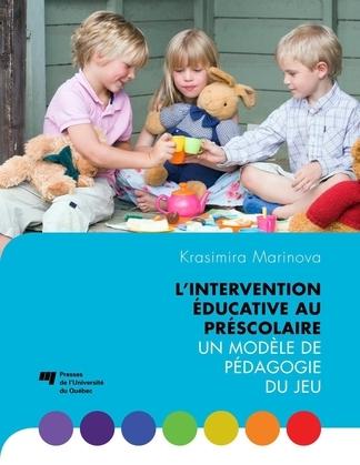 L'intervention éducative au préscolaire