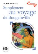 Supplément au Voyage de Bougainville - BAC 2021