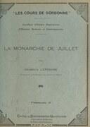 La Monarchie de Juillet (2)