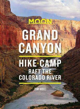 Moon Grand Canyon