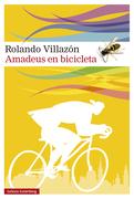 Amadeus en bicicleta