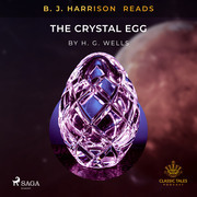 B.J. Harrison Reads The Crystal Egg