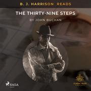 B. J. Harrison Reads The Thirty-Nine Steps