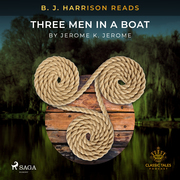 B. J. Harrison Reads Three Men in a Boat