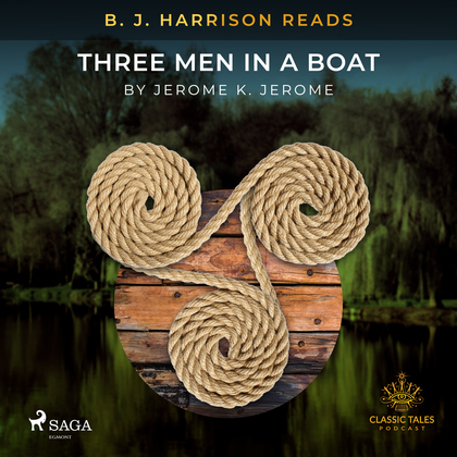 B. J. Harrison Reads Three Men in a Boat