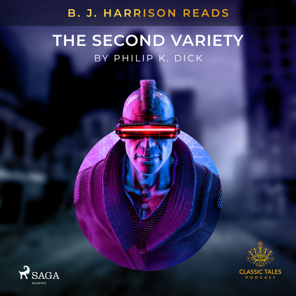 B. J. Harrison Reads The Second Variety