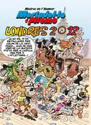 Mortadel·lo i Filemó. Londres 2012 (Mestres de l'Humor 31)