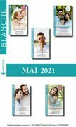Pack mensuel Blanche : 10 romans (Mai 2021)