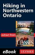 Hiking in Northwestern Ontario