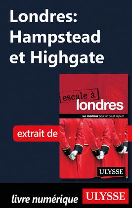 Londres: Hampstead et Highgate