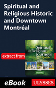 Spiritual and Religious Historic and Downtown Montréal