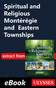 Spiritual and Religious Montérégie and Eastern Townships