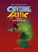 Capitaine Static 10 - Super Capitaine Static