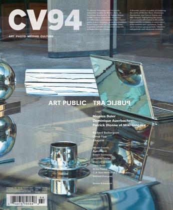 CV94 - Art public (Ciel variable. No. 94, Printemps-Été 2013)