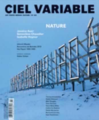 Ciel variable. No. 103, Printemps 2016