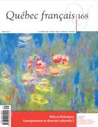 Québec français. No. 168, Hiver 2013