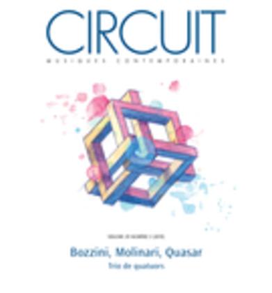 Circuit. Vol. 29 No. 3,  2019