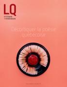 Lettres québécoises. No. 170, Été 2018
