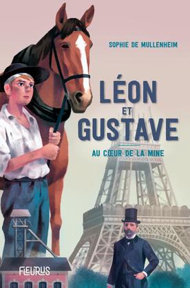 Léon et Gustave. Au cœur de la mine