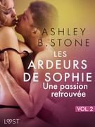 Les Ardeurs de Sophie vol. 2 : Une passion retrouvée - Une nouvelle érotique
