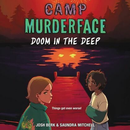 Camp Murderface #2: Doom in the Deep