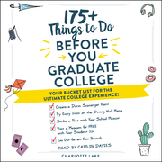 175+ Things to Do Before You Graduate College