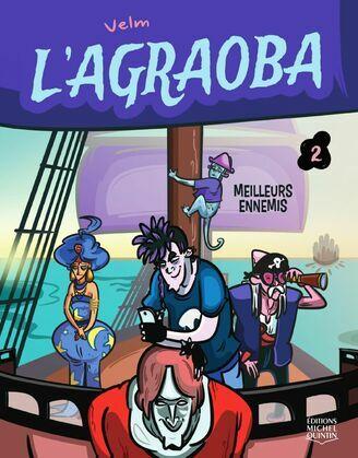 L'Agraoba 2 - Meilleurs ennemis