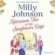 Afternoon Tea at the Sunflower Café