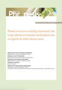 Phronesis. Vol. 10, numéro 1 | 2021. Varia