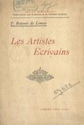 Les artistes écrivains