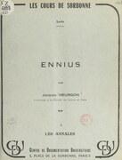 Ennius (1). Les annales