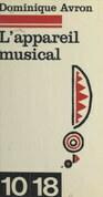 L'appareil musical