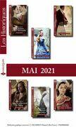 Pack mensuel Les Historiques : 6 romans (Mai 2021)