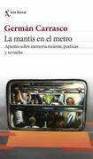 La mantis en el metro