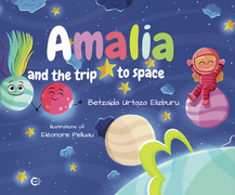 Amalia and the trip to space