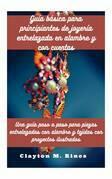 Guía básica para principiantes de joyería entrelazada en alambre y con cuentas