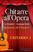 """Chitarre all'Opera"" - Chitarra 2"